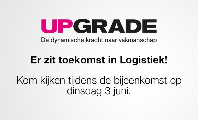 Er zit toekomst in Logistiek!