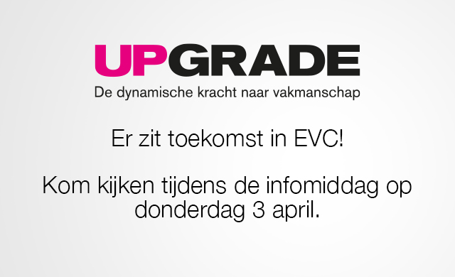 Er zit toekomst in EVC!