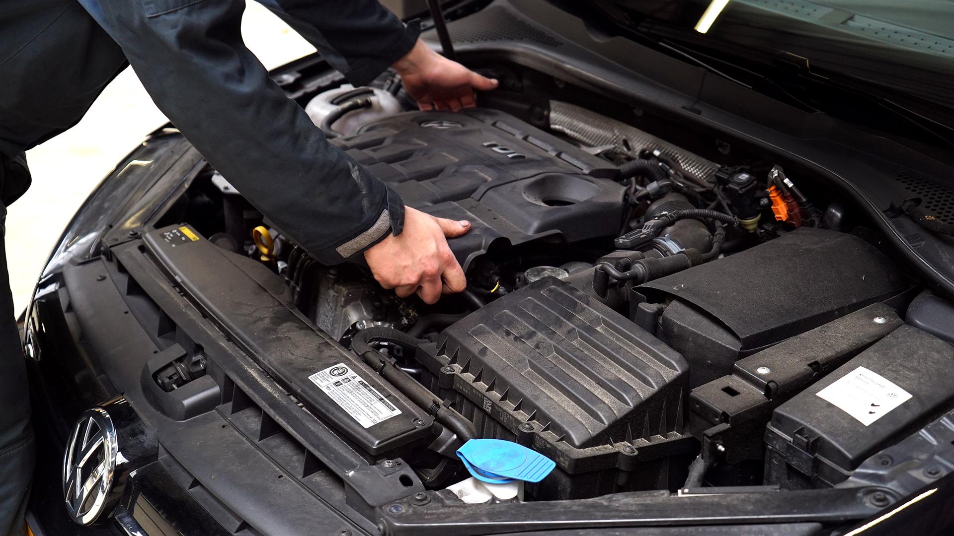 Praktijkgerichte training Motorvoertuigentechniek