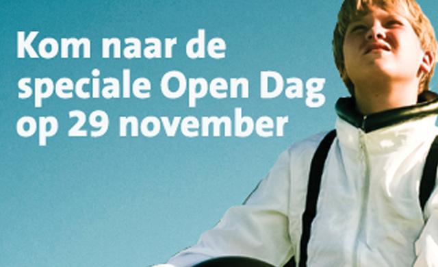 Speciale open dag voor techniek, media en ict